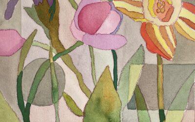 NOVEMBER: Intermediate Watercolor (Zoom Class)